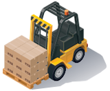 Our Resources, labor, truck, equipment and warehouse resources