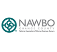 National Association of Women Business Owners, National Association of Women Business Owners is the premier educational and networking resource for local women business owners and professionals. Objectives include promoting the growth, stability, and profitability of women-owned businesses in Orange County.