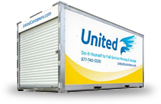 Portable Container, full service packing shipping drop off storage