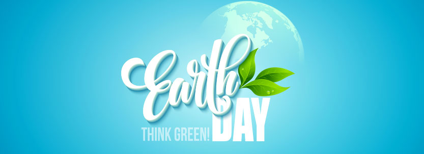 Celebrate Earth Day with the 4 R's