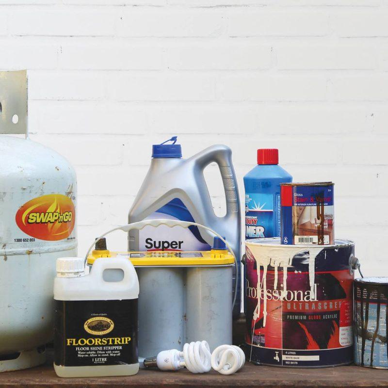 Moving 101: Hazardous and Perishable Materials